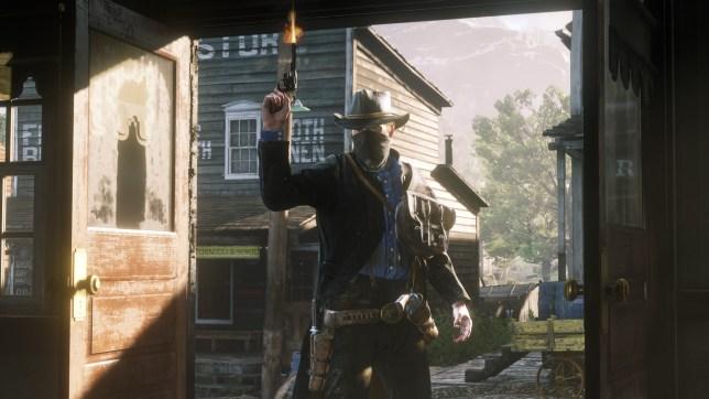 Red Dead Online (XO) - modest beginnings