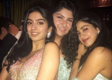 'I love you more than you can imagine': Janhvi Kapoor shares birthday tribute to sister Anshula