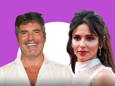 Cheryl forced to go through Simon Cowell's 'people' to talk to him