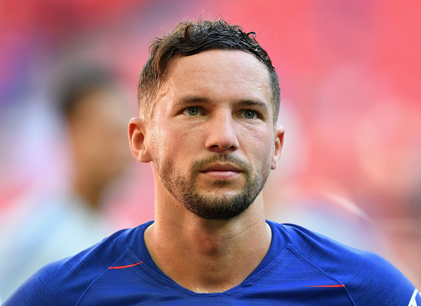 Maurizio Sarri explains why Danny Drinkwater's not been playing for Chelsea