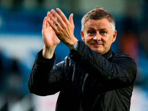When did Ole Gunnar Solskjaer manage Cardiff City and what was his record?