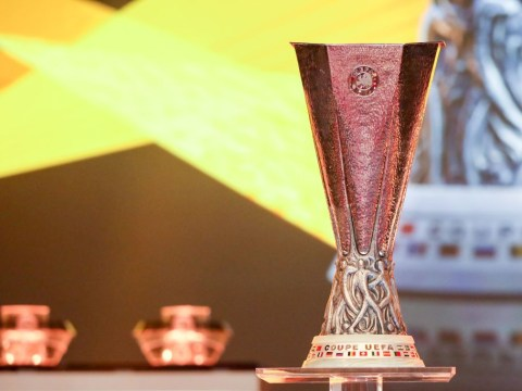 When is the Europa League draw for the last 32 and when will the fixtures be played?