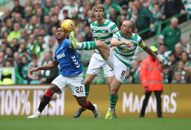 Why Is Rangers Vs Celtic Called The Old Firm Derby Metro News
