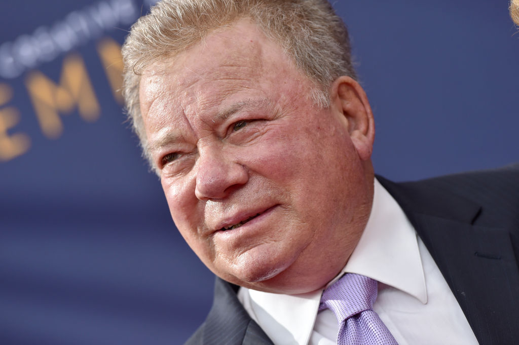 William Shatner claims the #MeToo movement has become 'hysterical'
