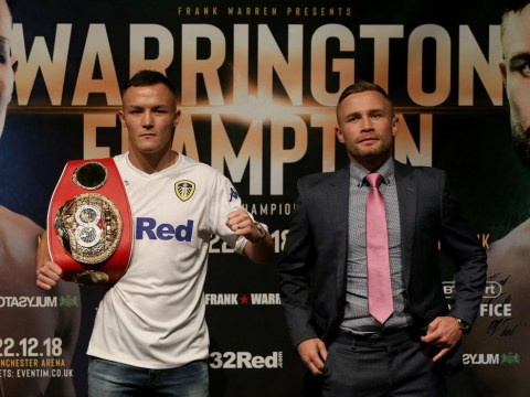 Josh Warrington vs Carl Frampton undercard TV channel, live stream, fight time and odds