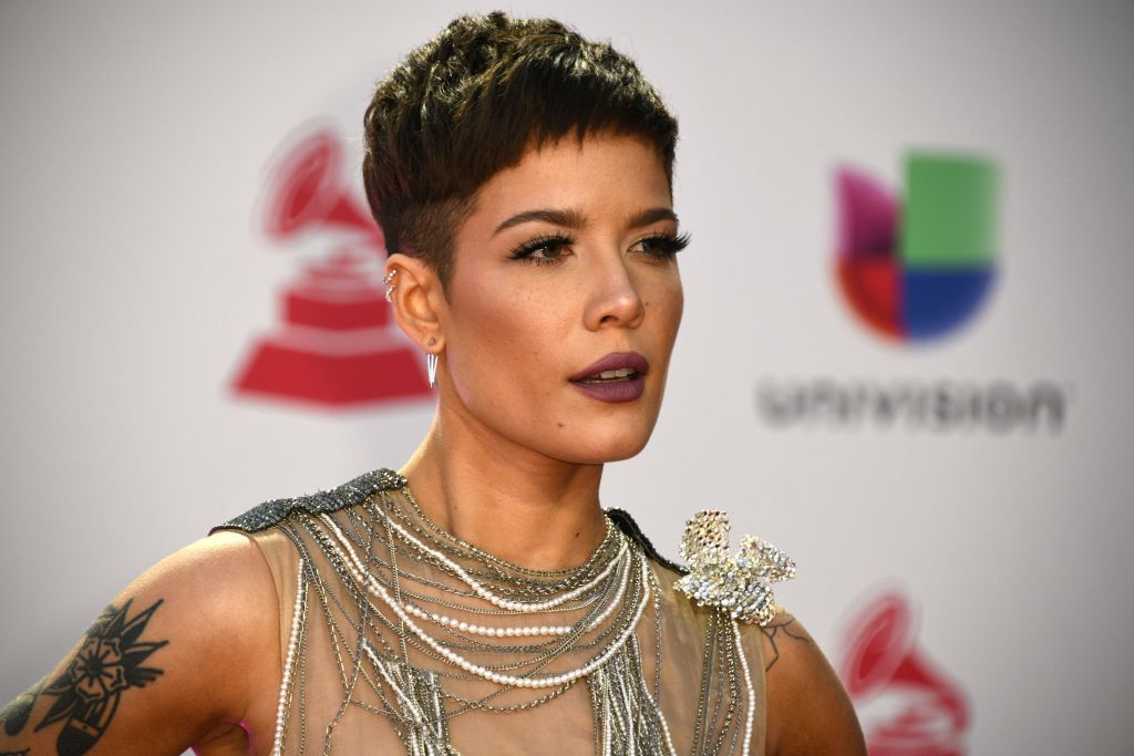 Halsey has no time for pregnancy rumours as she expertly claps back at speculation