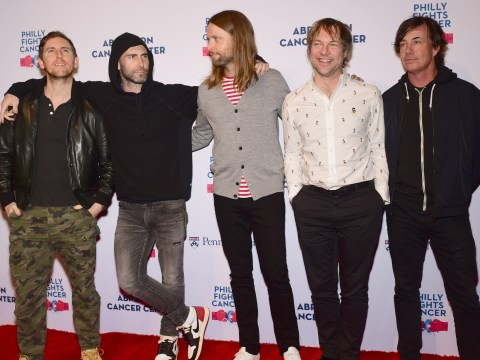 Maroon 5 'struggling' to find anyone to perform with them at Super Bowl