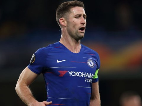 Arsenal transfer target Gary Cahill set to stay at Chelsea