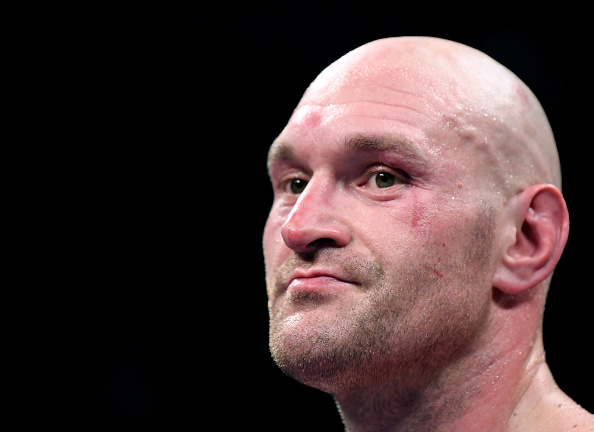Eddie Hearn: Tyson Fury is calling me about fighting Anthony Joshua