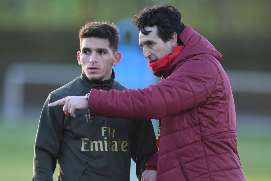 Laurent Koscielny heaps praise on Unai Emery and Lucas Torreira