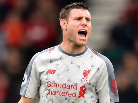 Jurgen Klopp explains why James Milner misses Manchester United clash