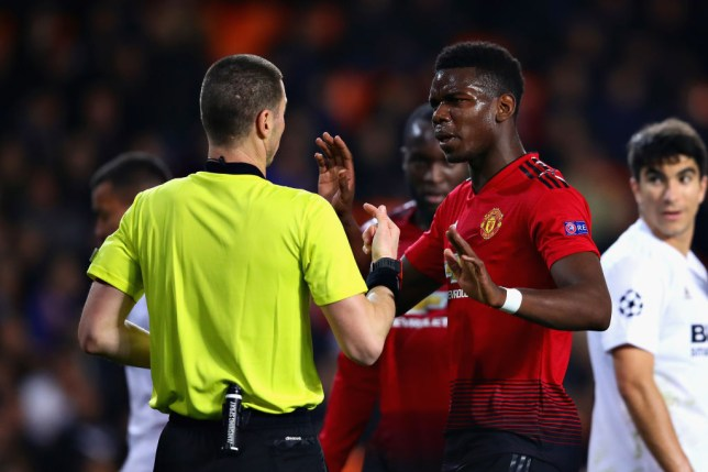 518ee03e2 Michael Owen thinks Paul Pogba to watch clips of Paul Scholes for  inspiration (Picture  Getty). Former Manchester United ...