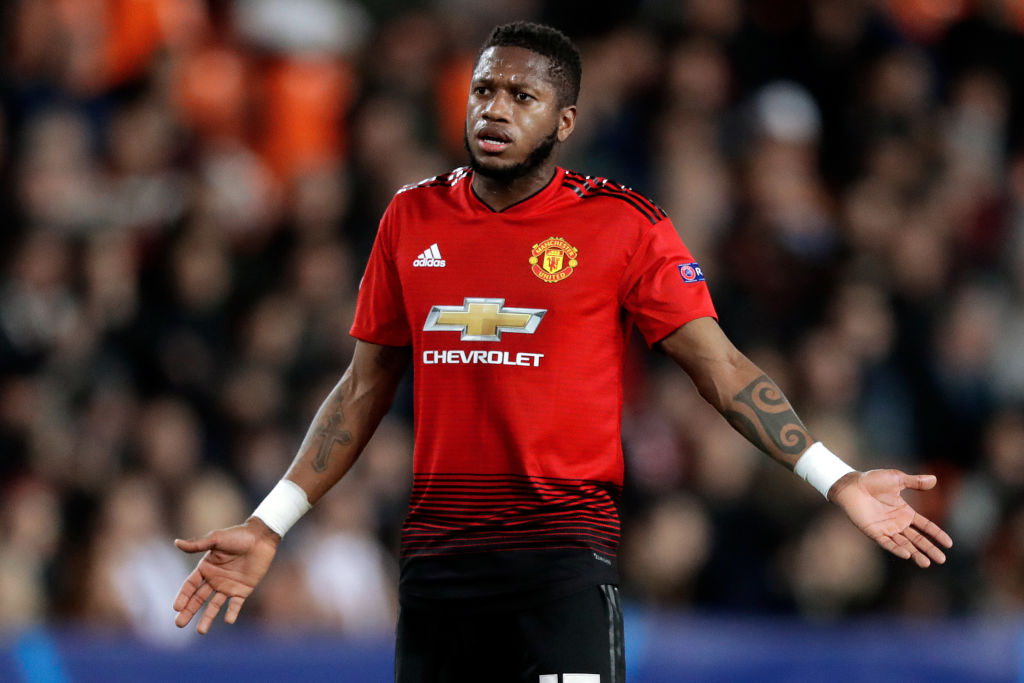 Paul Merson destroys Manchester United summer signing Fred: 'What does he do?'