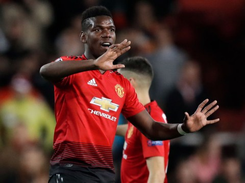 Manchester United put Paul Pogba up for sale in January transfer window