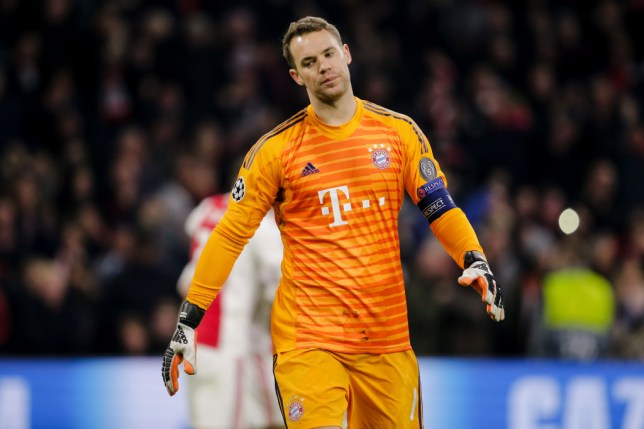 competitive price 61bc3 c8092 Liverpool news: Manuel Neuer labels Reds 'vulnerable' after ...