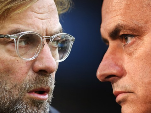 Jose Mourinho taunts Jurgen Klopp and Liverpool ahead of Manchester United showdown