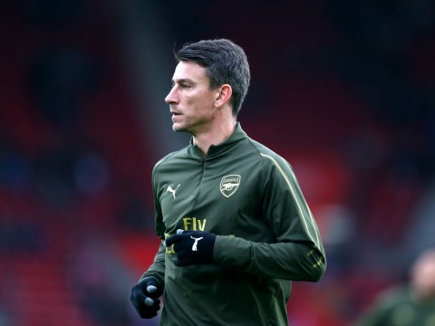 What Laurent Koscielny told Unai Emery before Arsenal beat Burnley