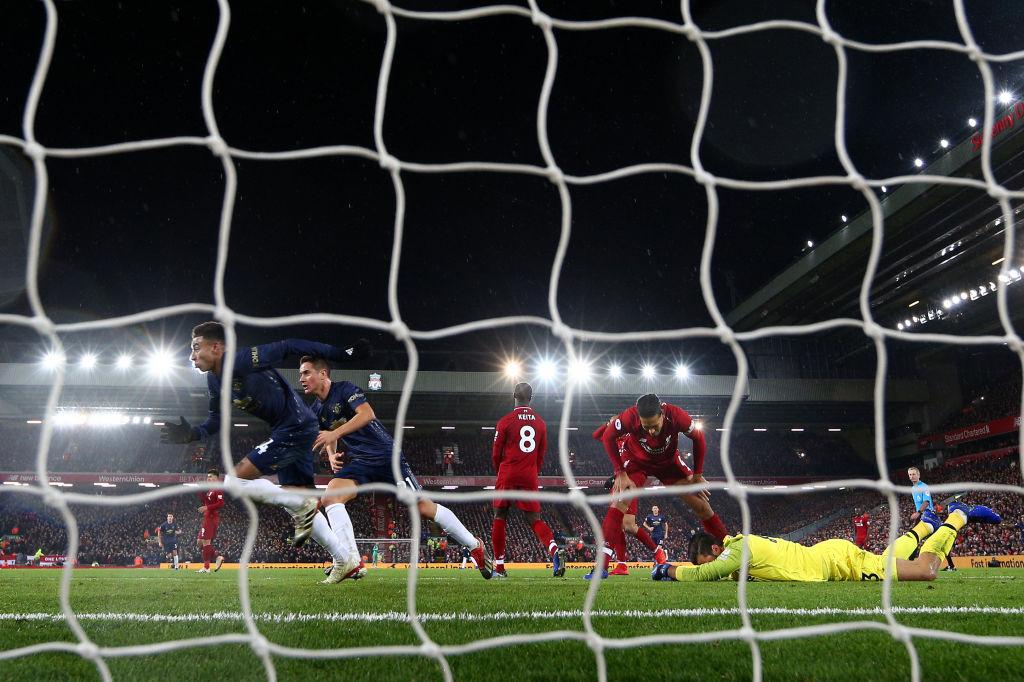 Virgil van Dijk reveals how he trolled Alisson after mistake against Manchester United