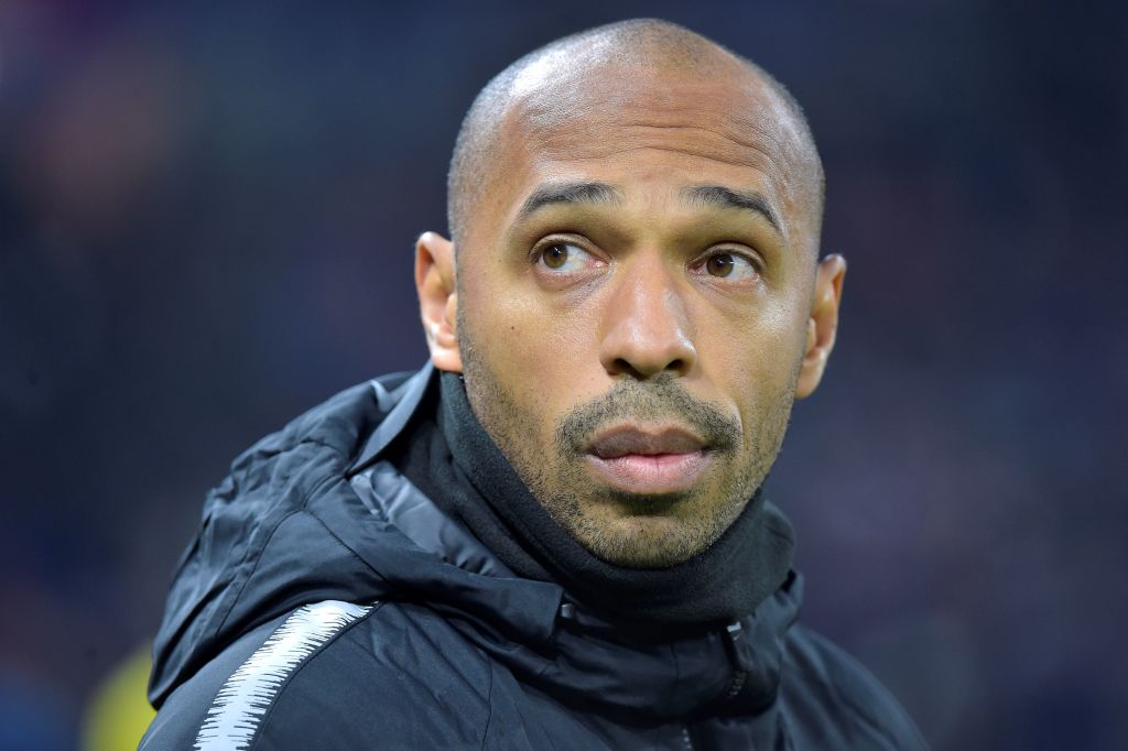 Thierry Henry ready to raid Chelsea and Arsenal as he looks to bolster Monaco defence