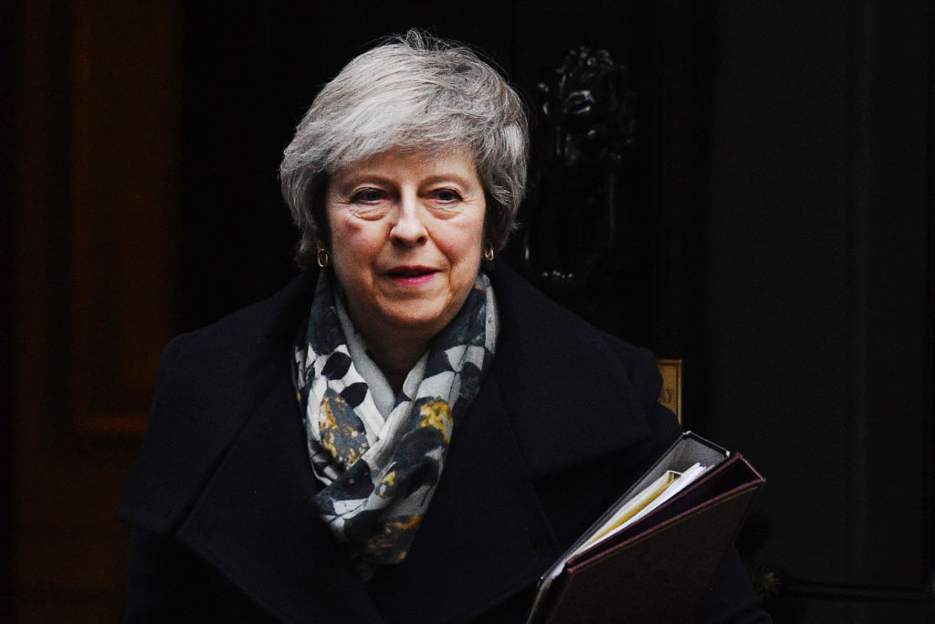 Theresa May, forget Brexit and make diversity your legacy