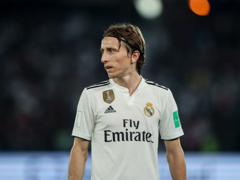 Luka Modric could be set to leave Real Madrid after rejecting new contract offer