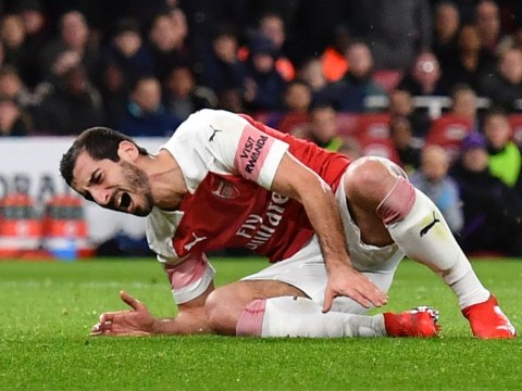 Arsenal star Henrikh Mkhitaryan out for six weeks with injury caused by Tottenham star