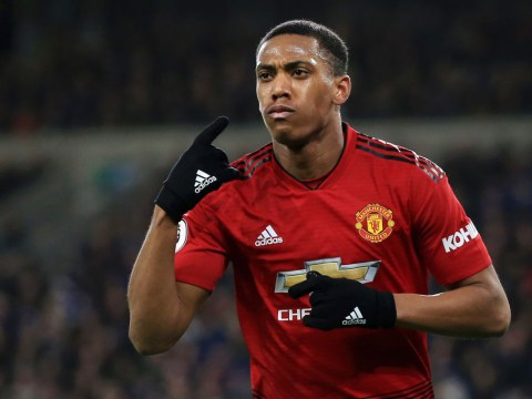 Anthony Martial agrees new five-year deal to stay at Manchester United