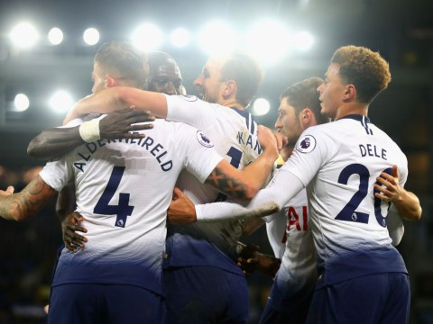 Tottenham send message to Liverpool and Man City with blistering win over Everton