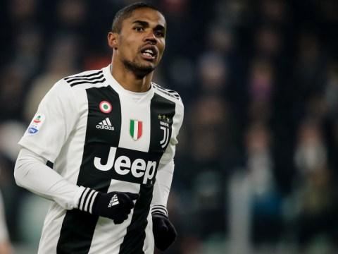 Manchester United submit £54m bid for Juventus star Douglas Costa