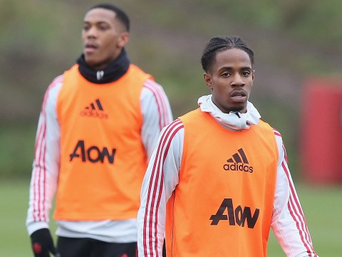 Ole Gunnar Solskjaer promotes two academy youngsters into Manchester United first team