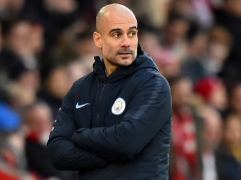 Liverpool may be the best team in the world right now, says Pep Guardiola
