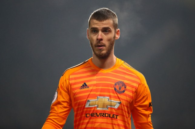 new arrival 9b38e f78e9 Why David De Gea is concerned about signing a new deal at ...