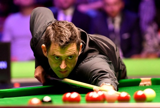 By Failing To Recognise Ronnie O Sullivan Bbc Spoty Has