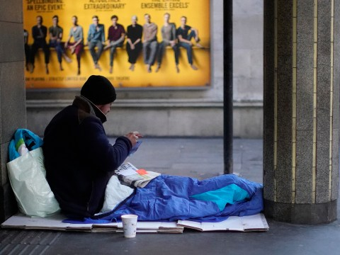 Stolen from, urinated on and almost set on fire: I wouldn't wish homelessness on anyone