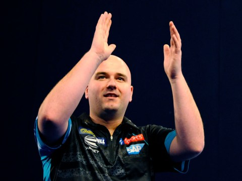 Rob Cross lays down a marker in stunning win over Jeffrey De Zwaan at PDC World Championship