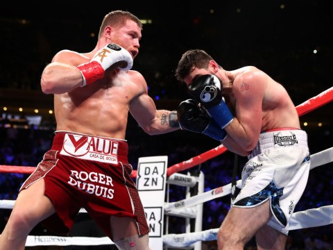 Saul 'Canelo' Alvarez hints at Gennady Golovkin trilogy after beating Rocky Fielding