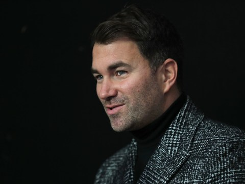 Promoter Eddie Hearn names his TWO standout boxers of the year