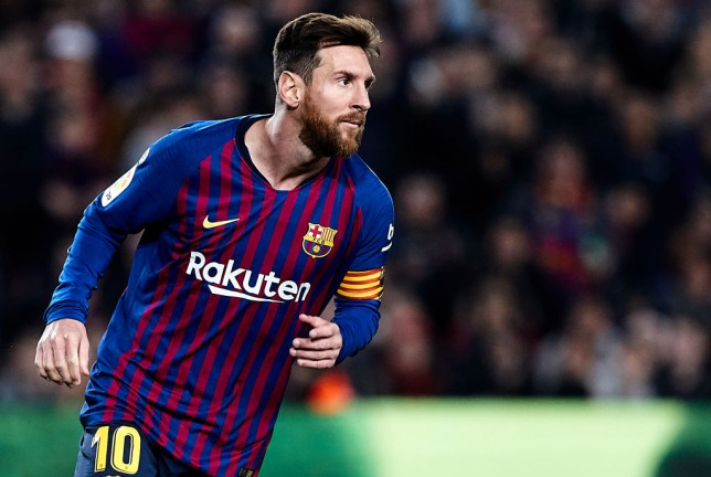 6831f69b9 Lionel Messi talks Cristiano Ronaldo and why he will never leave Barcelona