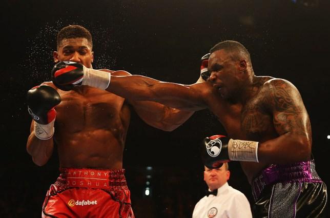 c8ce2bc8 Dillian Whyte shrugs off Anthony Joshua's prediction for Derek Chisora  rematch