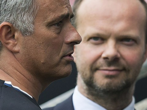 Jose Mourinho left fuming after Ed Woodward's no-show for Valencia defeat