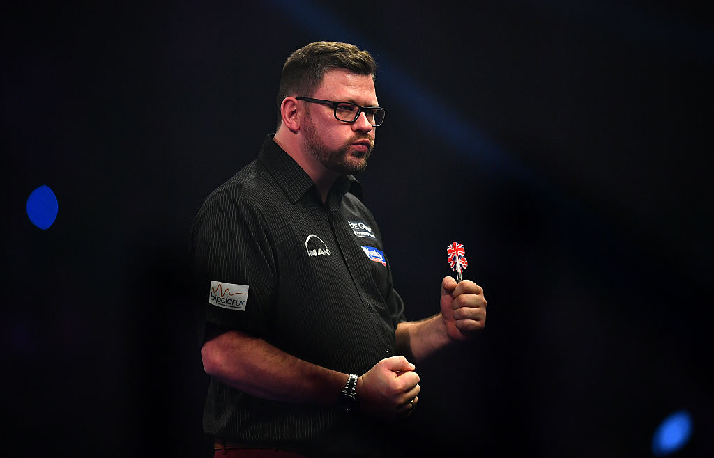 James Wade stuns Michael van Gerwen with 7-3 Premier League win