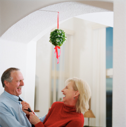What Is Mistletoe Where Can You Buy It And Why Is Kissing A