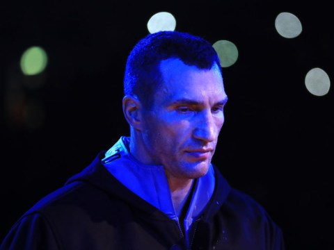 Wladimir Klitschko tells Anthony Joshua he wants to return to boxing