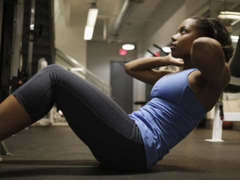 How to do crunches: The perfect technique for the abdominal muscle exercise