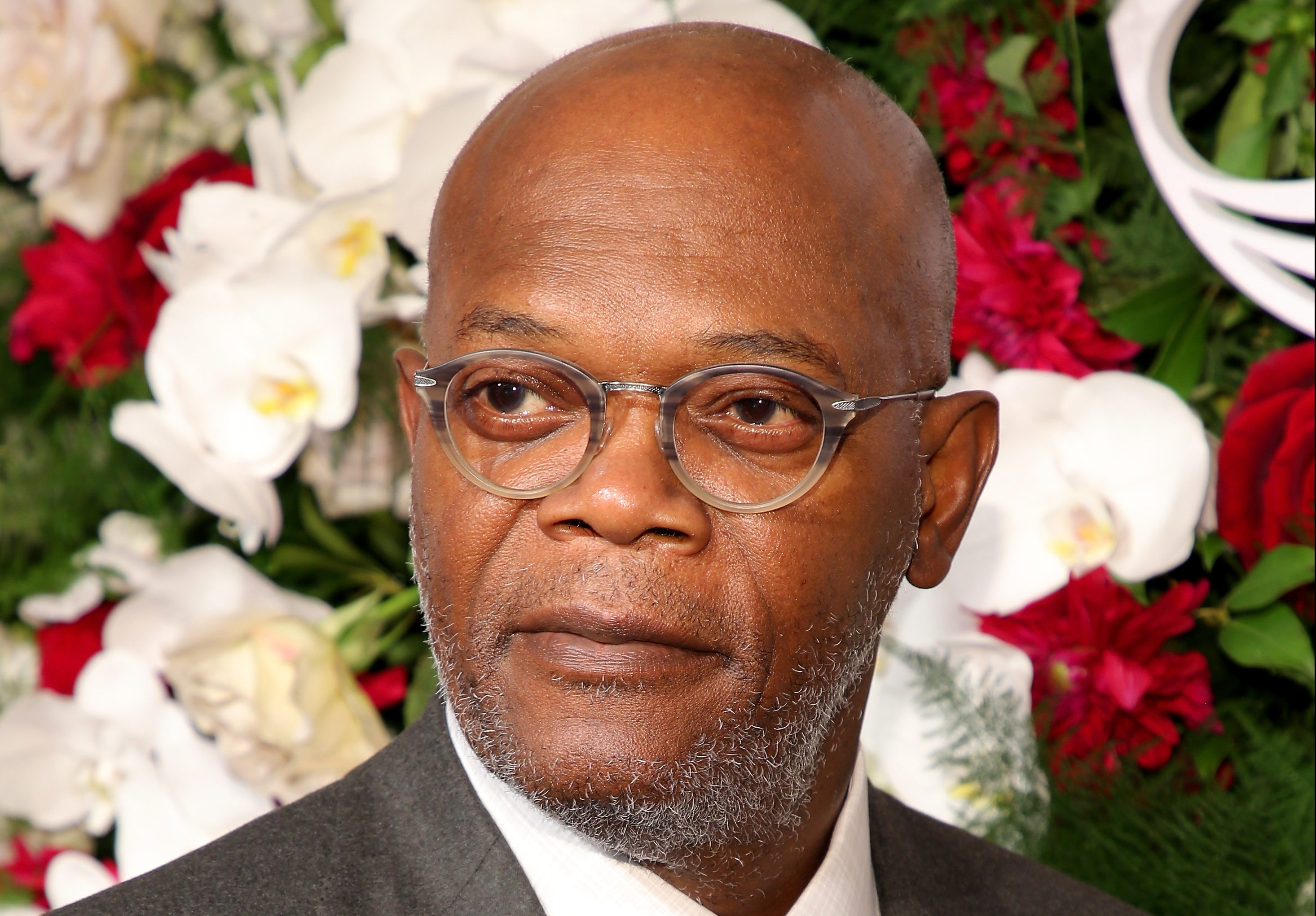Samuel L Jackson admits he always watches his old films and Die Hard is his absolute favourite