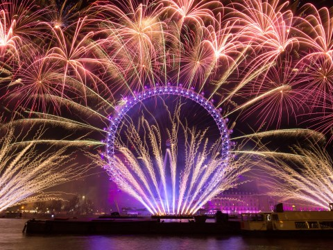 Where to watch New Year's Eve fireworks in London and do you need tickets?