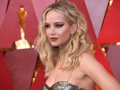 Jennifer Lawrence ordered a woman to poo while high and security was called