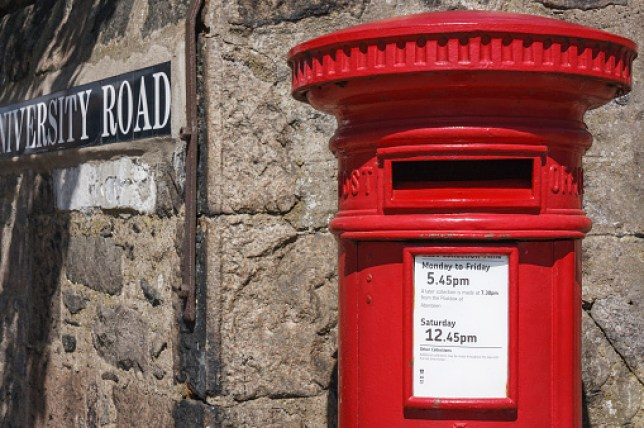 Post Office opening times for Good Friday, Easter Sunday and