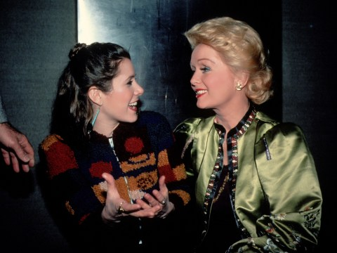 Debbie Reynolds had 'premonition' daughter Carrie Fisher was going to die