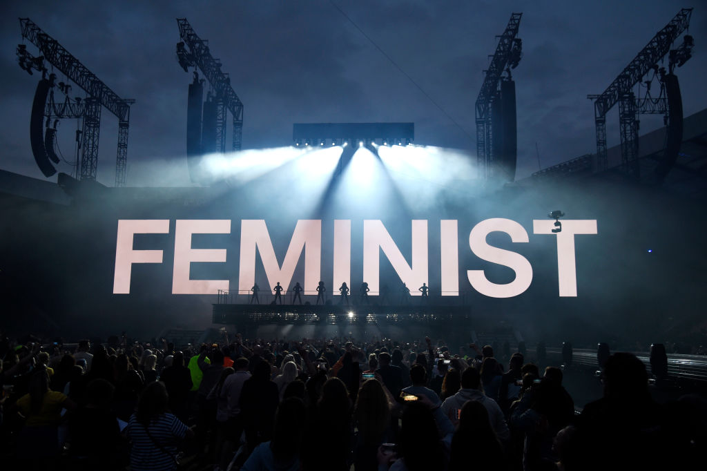 I'm a feminist-in-progress, but there are times when I've been part of the problem